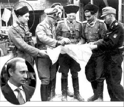 SS-Brigadeführer Kaminski z RONA, kat Warszawy był agentem NKWD